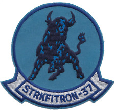 Strike Fighter Escadron 37 vfa-37 États-Unis Bleu Marine USN patch brodé