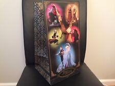 Disney Store Fairy Tale Designer Heroes Vs Villains Dolls Gift Bag