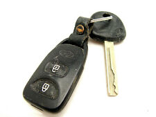Key And Fob Control Remote From 2014 Hyundai Accent
