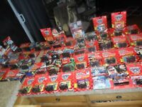 54 LOT Racing Champions 1997 Nascar 1/64 Scale Diecast Toy Cars Press Pass 3D +