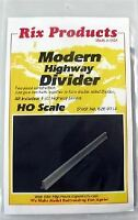 RIX PRODUCTS HO 50' MODERN HIGHWAY DIVIDERS (4) | 115