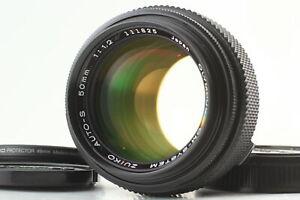 【Near Mint】OLYMPUS OM-System Zuiko Auto-S 50mm F1.2 Lens From JAPAN #1185