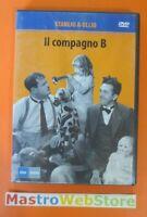 STANLIO & OLLIO - IL COMPAGNO B - 1932 - ELLEU - DVD [dv07]