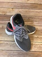 Nike Run Swift Athletic Tennis Shoes Size 11 Womens Gray Cross Trainers Running