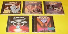 Star Trek - Soundtracks Original, & ST 5 (#STEBDIV_001)