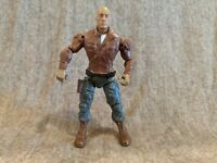 "2017 Lanard Davis Rampage Movie 4"" Action Figure The Rock Dwayne Johnson RARE"
