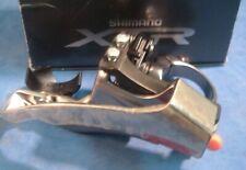 Shimano XTR M960 3x9-Spd 31.8MM/28.6MM NEW MTB Front Derailleur - DP/TS- NIB-