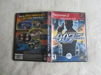 James Bond 007:  Agent Under Fire (Sony PlayStation 2, Greatest Hits, 2002)