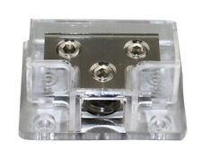 Power Distribution Block 1x0Ga In 2x0Ga Out Amp Installation Car Audio Pd033-0Ga
