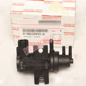 8982399350 7.05568.01 70556801 Turbo Solenoid Valve Fit For Peuge Fit For ISUZU