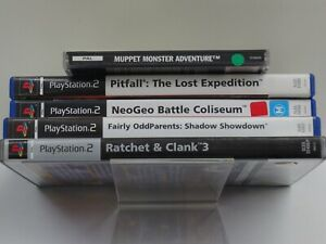 PS2 Games assorted in Good Condition