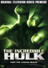 The Incredible Hulk: Original Television Premiere (DVD, 2003)