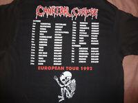 Death Metal Shirt XXL Autopsy Morbid Angel Kataklysm Nile