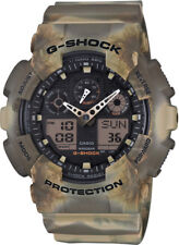 Zegarek Casio G-shock Ga-100mm-5aer Uomo al Quarzo