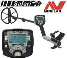 "New Minelab Safari Metal Detector 11"" Dd Coil * Blowout Special *"