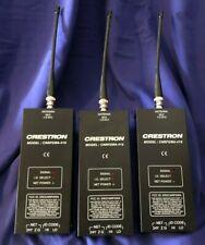 Crestron Cnrfgwa-418, Wireless 418Mhz Rf Gateway Antenna - Lot Of 3
