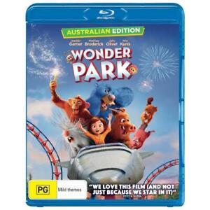 Wonder Park Blu-ray Region B NEW SEALED
