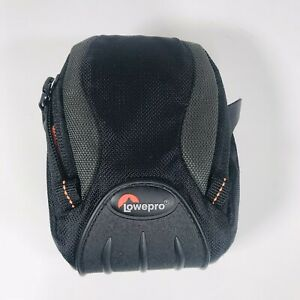 Lowepro Apex 20 AW Digital Camera Small Bag / Pouch With Rain Cover - Black