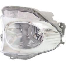 For ES350 10-12, Driver Side Fog Light, Clear Lens, Plastic Lens