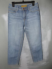 "SEVEN7 PREMIUM DENIM,SZ.8,26.5"" INSEAM,BLUE JEAMS LADIES"