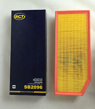 1 x LUFTFILTER SCT GERMANY MERCEDES W210 S210 W203 S203 CL203 W463 AIRFILTER