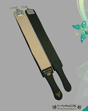 "3"" WIDE  MACS BRAND STRAIGHT RAZORS SHARPENING STROP MADE OF REAL LEATHER -2010"