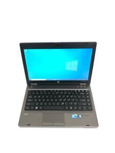 """HP ProBook 6360b 13.3"""" Core i5 2520M 2.50GHz 8GB RAM 256GB SSD Win 10 Pro"""