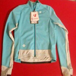 Bontrager women's zip-up windproof softshell jacket size small