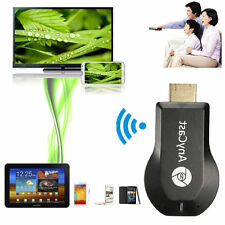AnyCast M2Plus WiFi Display Dongle Receiver HDMI 1080P TV  Airplay Miracast YF