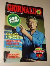 IL GIORNALINO=1979/43=CINO TORTORELLA=ROBERTA FELOTTI=CONOSCERE INSIEME INSERTO=