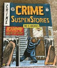 EC Archives Crime Suspenstories Volume 2, SEALED, Dark Horse Comics, Jack Kamen