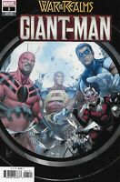 Giant Man Comic Issue 1 Limited Variant Modern Age First Print 2019 Williams