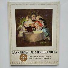 Libro LAS OBRAS DE MISERICORDIA Federico Revilla - Ilustraciones Juan Ferrandiz