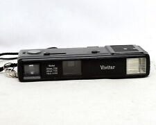 Vivitar Tele 835AW 110 film camera Flash Electronic Flash Collectable