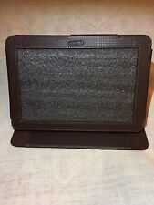 """Samsung 8.9"""" Rotating Tablet Case/Cover/Protector. Free Stylus. Black Or Copper"""