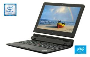 """Lenovo Thinkpad Helix 2-in-1 11.6"""" FHD Touch, intel M-5Y10c, 4GB, 128GB SSD, 4G"""