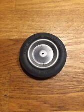 Roue avec pneu Michelin de 70mm pour Jouet Citroen 1/10 Grande Rosalie C4 & C6