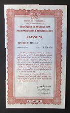 Portugal - Junta do Crédito Público, 1977, 1 Bond