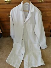 Premier White lab coat used once size M ideal for school  work fancy dress