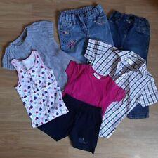 Bekleidungspaket Kinder Mädchen Größe 98 104 Jeans  (Paket 14 - 1908) 04/2020
