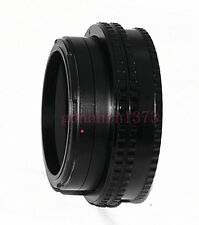 M65x1mm Screw to Hasselblad V mount Camera Focusing Helicoid Adapter 27~42mm