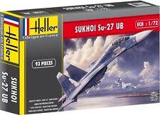 Sukhoi su 27 UB FLANKER C (Ucraina, erytrean & RUSSO MKGS) 1/72 HELLER NUOVO