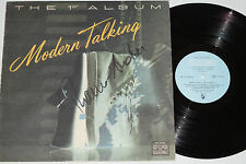 MODERN TALKING -The 1st Album- LP Signiert!!! Balkanton Records (BTA 11639)
