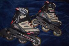 Rollerblade Micro Blade Xt Bio Dynamic Inline Roller Blade Skates Size 12 13 1 2