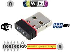 Mini USB WiFi Wireless Adapter Network LAN Card WLAN 802.11n/g/b