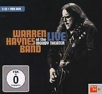 Live at the Moody Theater von Haynes,Warren | CD | Zustand gut