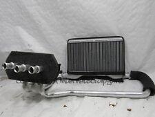 BMW 5 series F10 F11 F07 520D heater matrix radiator