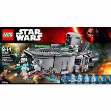 NEW LEGO STAR WARS 75103 FIRST ORDER TRANSPORTER TRUSTED U.S. SELLER FREE S&H