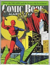 Comic Book Market Place #31  ( Rare Villains issue )  NM