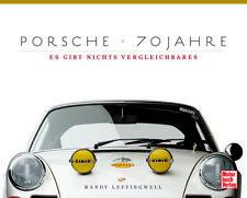 Porsche - 70 Jahre (356 901 911 Carrera RS 914 959 928 904 906 917) Buch book
